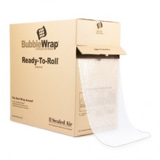 "BUBBLE WRAP Ready-to-Roll, Bubble Diameter 10mm, 12"" x 200'"