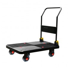 Elegant Black Series Hand Trolley (Model: JAP300)