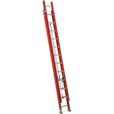 Louisville Type IA Double Extension Fiberglass Ladder 24""