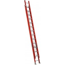 Louisville Type IA Double Extension Fiberglass Ladder 28""