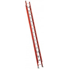 Louisville Type IA Double Extension Fiberglass Ladder 32""