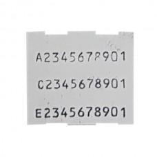 Price Label - 30 x 27mm (For HALLO 3YK)