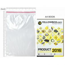 """Plain Ziplock Bag - 9"""" x 14"""""""