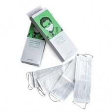 1 Ply Disposable Paper Face Mask