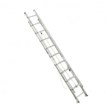 Laddermenn Aluminium Double Extension Ladder (13 steps)