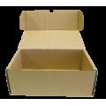 Single wall Plain Die cut Box - 298(L) x 188(W) x 104(H) mm