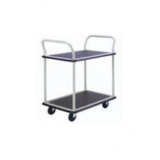 PRESTAR Double Deck Dual Handle Trolley NB104WR