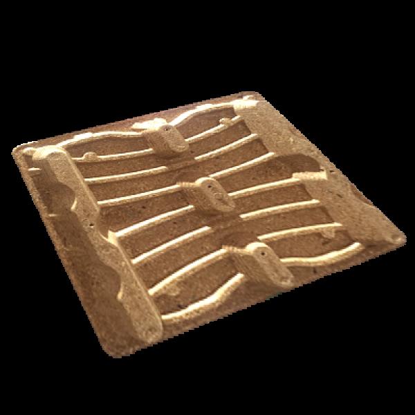 Compressed Wood Logs ~ Rackable compressed wood pallet mm