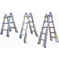 Louison Aluminium Telescopic Multi-Function Ladder
