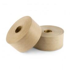 Reinforced Plain Paper Gummed Tape - 72mm x 137m