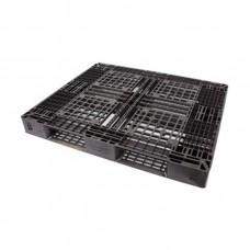 Double Deck 4 Way Plastic Pallet 1200mm (L) x 1000mm (W) x 120mm (H)