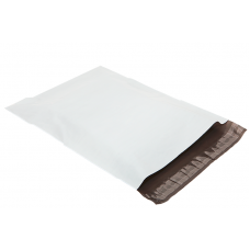 Plain Poly Mailer - 170mm x 200mm + 50mm