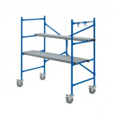 Werner PS-48 4 ft Portable Scaffold, 500 lbs