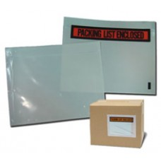 "Printed Packing List Envelope PR16-BL - 5.5"" x 10"""