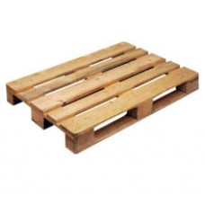 Heat Treated Wooden Pallet (4-way)