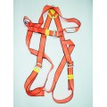 ACCSAFE Full Body Harness with Fall Arrest Dorsal D-Ring
