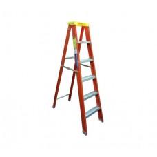 SUPER K Fibreglass 06-Step Ladder FG-06