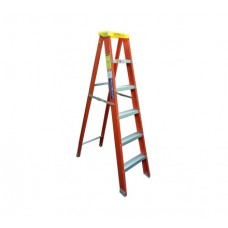 SUPER K Fibreglass 08-Step Ladder FG-08