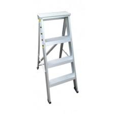 SUPER K Extra Heavy Duty Alum 03-Step Ladder CC-03