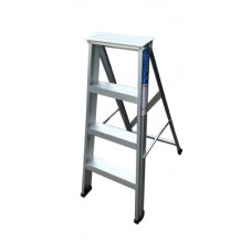 SUPER K Heavy Duty Aluminium 18-Step Ladder BB-18