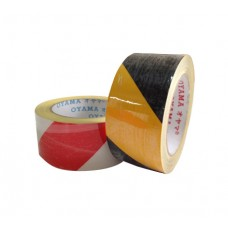 "OYAMA Hazard Warning Reflective Tape   4"" x 15m"