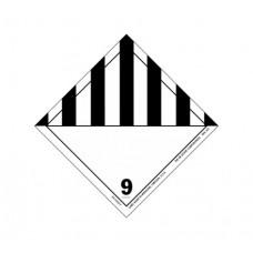 Class 9 Miscellaneous Label DG-22B (1000pcs/pkt)