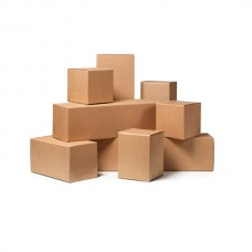 Double Wall Plain Square Carton Box - 594(L) x 594(W) x 588(H)mm
