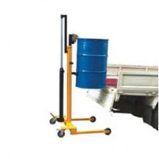 Stocky Hydraulic Drum Truck