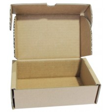 Single wall Plain Die cut Box - 150(L) x 100(W) x 50(H) mm