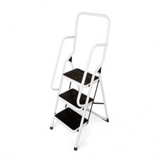 GAP-203H Step Office Ladder with Handrail