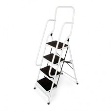 GAP-204H Step Office Ladder with Handrail