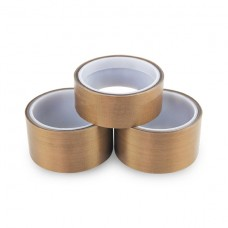 Nikko Teflon Tape - 13mm x 10m (Dark brown)