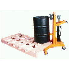 Hydraulic Drum Truck (Capacity: 450kg)
